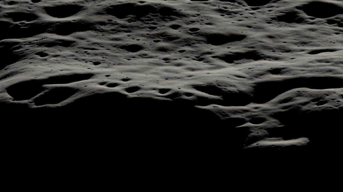 Луноход NASA Artemis будет искать воду в кратере Нобиле на Южном полюсе Луны