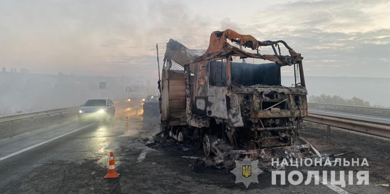 Смертельная авария произошла в Одесской области