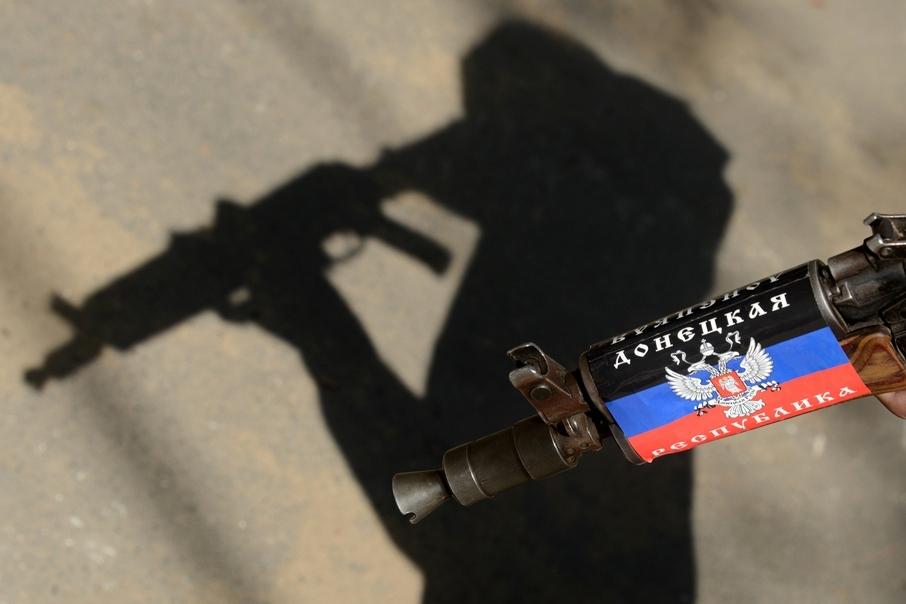 Под Мариуполем пропали без вести двое террористов «ДНР»