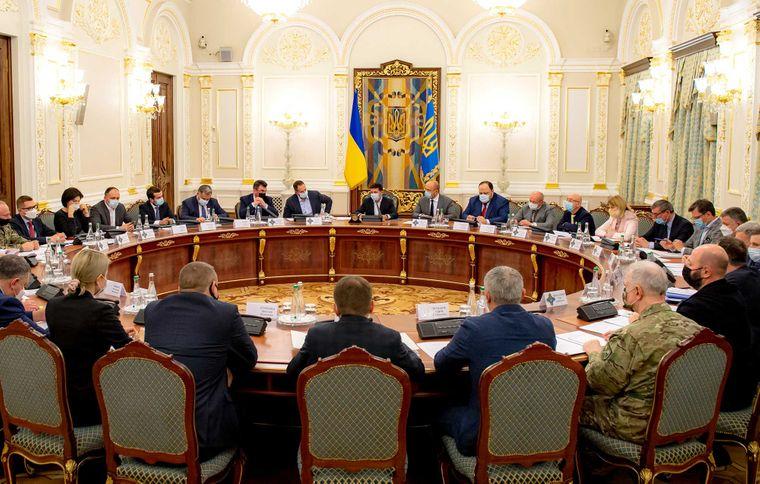 СНБО издал глоссарий терминов российско-украинской войны
