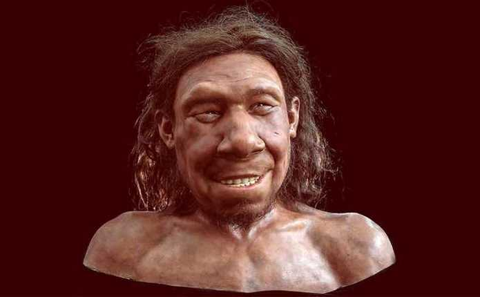 Палеохудожники показали, як виглядав неандерталець, який жив 50 тисяч років тому (ВІДЕО)