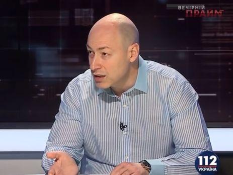 "Порошенко готує позов до Гордона через слова про ""змову з Путіним"", –  адвокат"