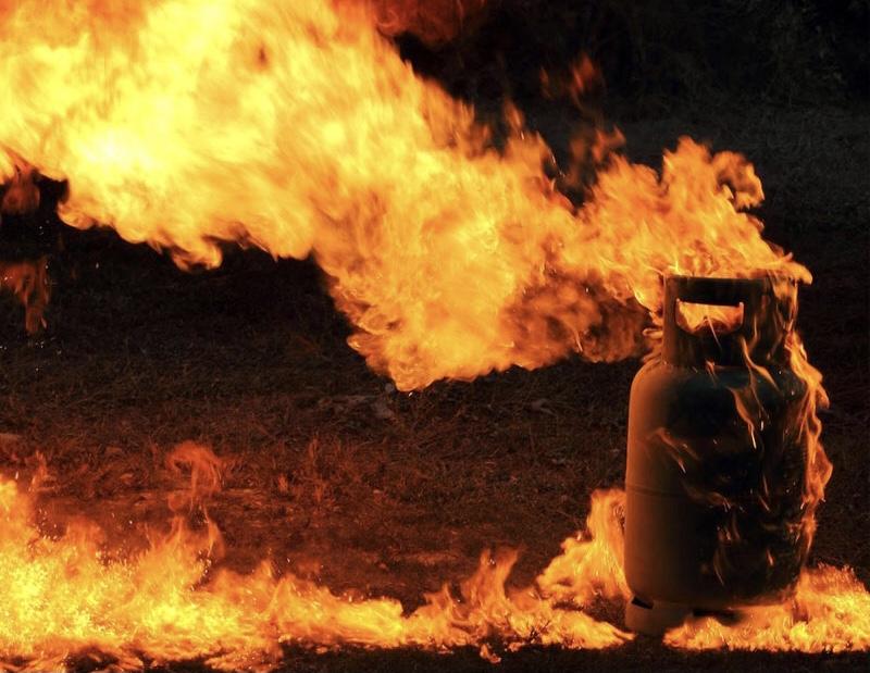 Второй случай за сутки: в Запорожской области произошёл взрыв в ещё одном частном дворе (ФОТО)